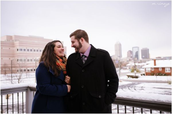 Indianapolis elopement photographer